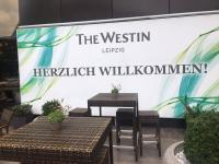 Leipzig - The Westin - get in to Party